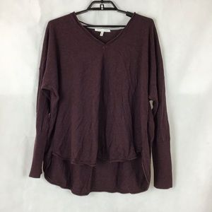 Victoria's Secret Sweater Size XL Maroon Oversize